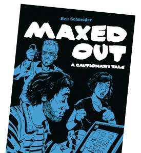 Maxed Out - book cover