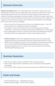 Business Overview - IT Support London